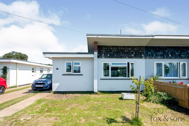 3 bed semi-detached bungalow for sale in Sunset Close, Pevensey Bay, Pevensey BN24