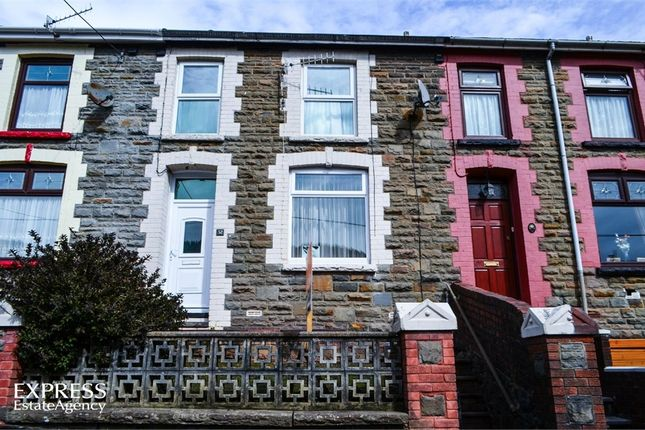 Thumbnail Terraced house for sale in Kenry Street, Treorchy, Mid Glamorgan