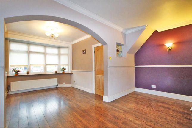 Thumbnail Terraced house to rent in Hawthorn Avenue, Rainham, Essex