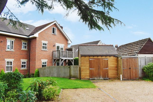 Thumbnail Flat for sale in Old Forge Close, Ringwood