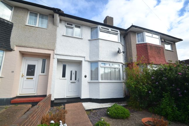 Thumbnail Detached house to rent in Glencoe Drive, Dagenham