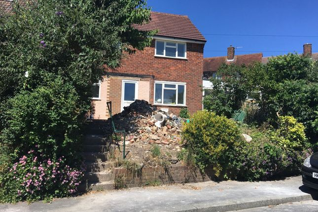 Thumbnail Semi-detached house to rent in Wigmore Close, Brighton