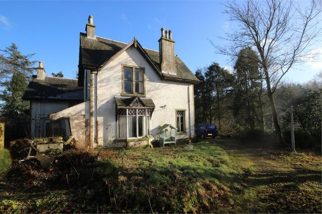 Thumbnail Detached house for sale in Russell Mill House, Sprinfield, Cupar
