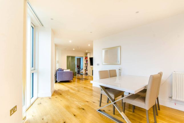 Thumbnail Flat to rent in City Tower West, Stratford, London