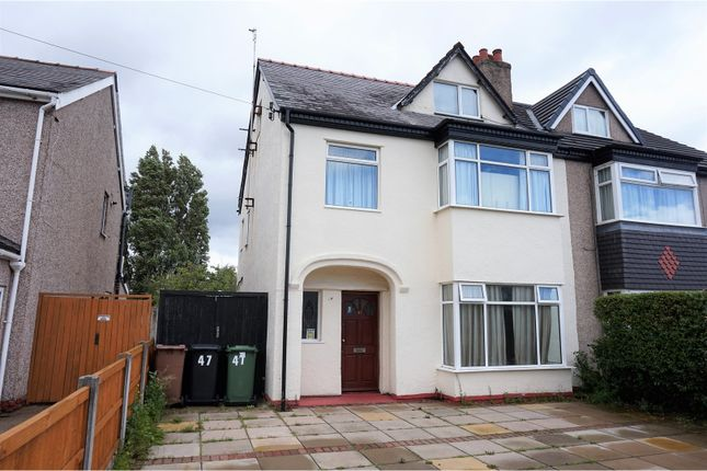 3 bed semi-detached house for sale in Rosslyn Drive, Moreton