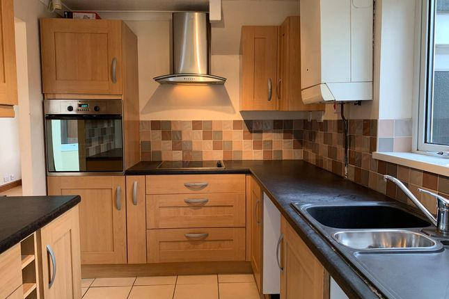 Thumbnail Semi-detached house to rent in Clos Crucywel, Cwmrhydyceirw, Swansea