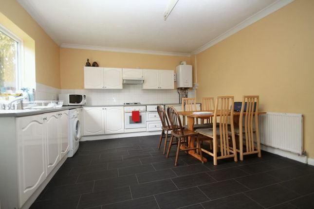 Thumbnail Detached house to rent in Somerley Road, Winton, Bournemouth