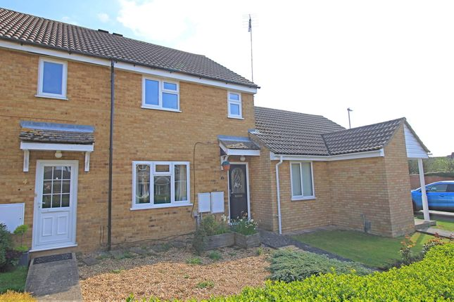 Thumbnail Terraced house for sale in Holmehill, Godmanchester