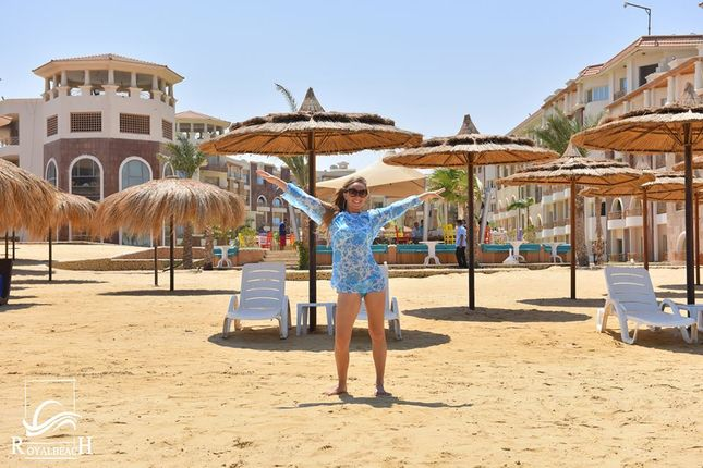 Sandy Beach of Pay 10% And Move In Today, Royal Beach Hurghada, Egypt