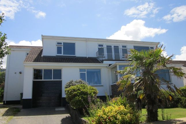 Thumbnail Detached house for sale in Gwelanmor Road, Carbis Bay, St. Ives