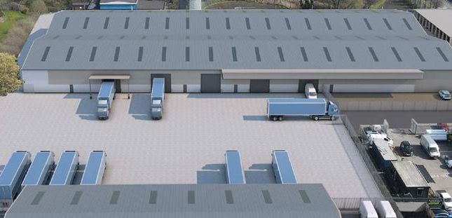 Thumbnail Light industrial for sale in Interchange 81, Huyton Business Park, Liverpool