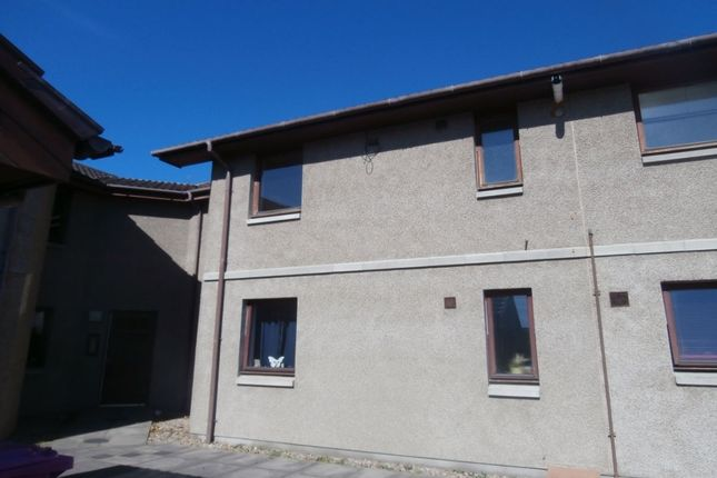 Thumbnail Flat to rent in Lesmurdie Court, Elgin