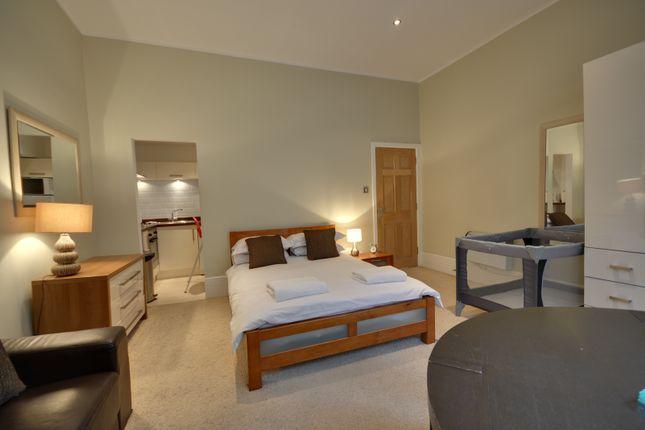 Thumbnail Studio to rent in Flat 82, Westcliff Studios, 5 Durley Gardens, Bournemouth