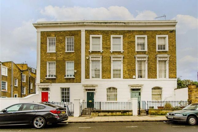 Thumbnail Town house to rent in Matilda Street, London