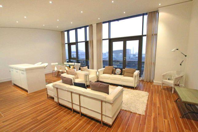 Thumbnail Penthouse for sale in Rue De L'etau, St Helier, Jersey
