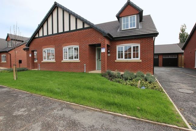 Thumbnail Semi-detached bungalow for sale in Plot 6, The Howgill, Walton Gardens, Liverpool Road, Hutton