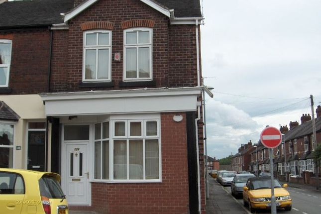 Thumbnail Flat to rent in Macclesfield Street, Burslem, Stoke-On-Trent