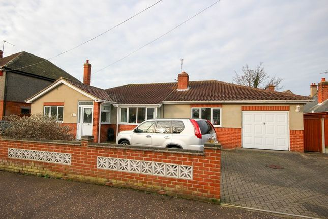 Thumbnail Detached bungalow for sale in Windsor Avenue, Great Yarmouth