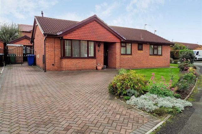 Thumbnail Detached bungalow for sale in Firsby Avenue, Bredbury, Stockport