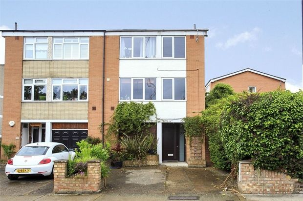 Thumbnail Semi-detached house for sale in College Road, Isleworth, Middlesex