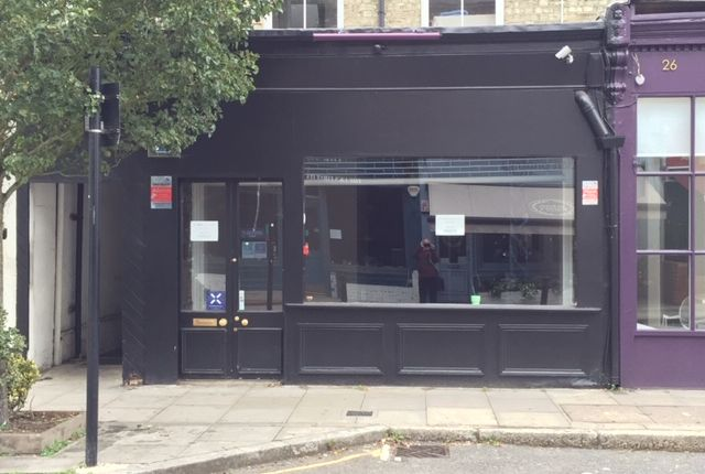 Thumbnail Retail premises to let in Devonshire Road, Chiswick, London