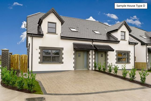 Thumbnail Detached house for sale in House Type - Sold Out, An Rian, Termonfeckin Road, Drogheda, Louth