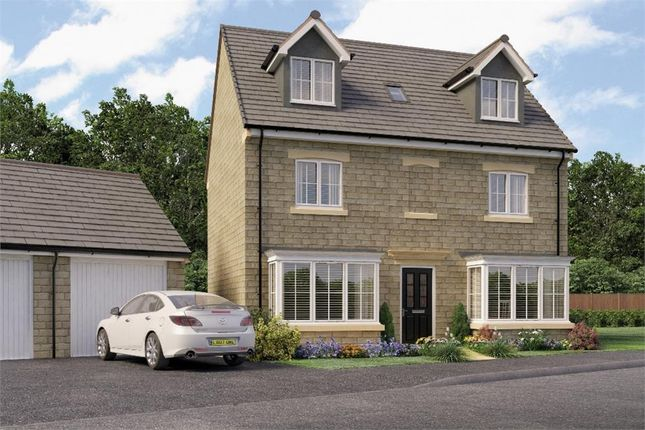 "Thumbnail Detached house for sale in ""London"" at Apperley Road, Apperley Bridge, Bradford"