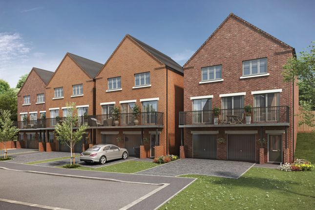 Thumbnail Detached house for sale in Wood Lane, Gedling, Nottingham