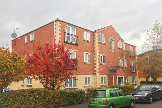 2 bed flat for sale in Grants Yard, Burton-On-Trent
