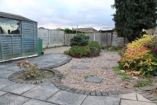 Garden of Festival Avenue, Thurmaston, Leicester, Leicestershire LE4