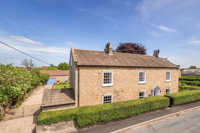 Thumbnail Country house for sale in The Old Rectory, Dishforth, Thirsk, North Yorkshire