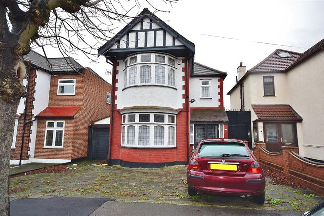 Thumbnail Detached house for sale in Rosedene Gardens, Ilford