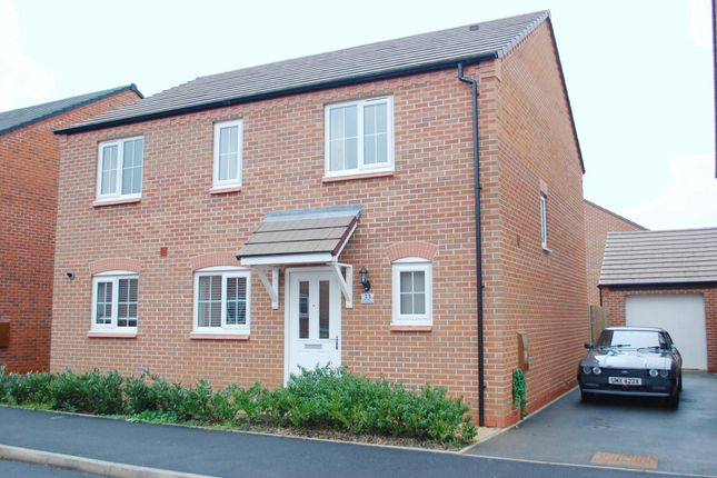 Thumbnail Detached house for sale in Chestnut Way, Bidford-On-Avon, Alcester