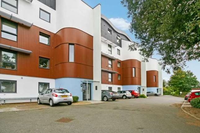 Thumbnail Flat for sale in Explorer Court, Plymouth