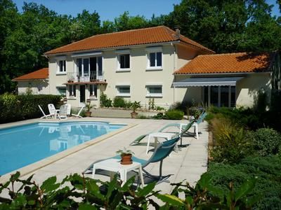 Thumbnail Villa for sale in Fleac, Charente, France