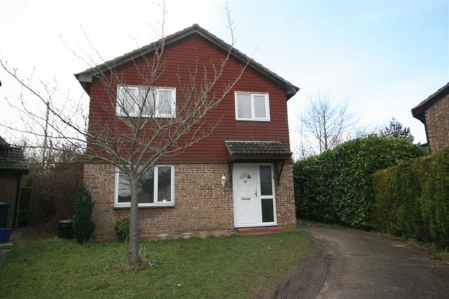 Thumbnail Property to rent in Coleridge Close, Hitchin