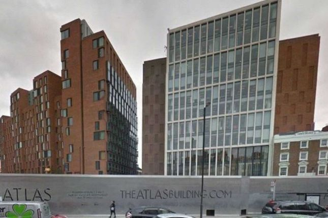 Thumbnail Flat for sale in Atlas Building, Crown House, 145 City Road, London