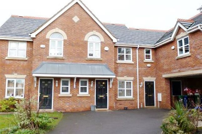 Thumbnail Town house to rent in Hutchinson Way, Radcliffe