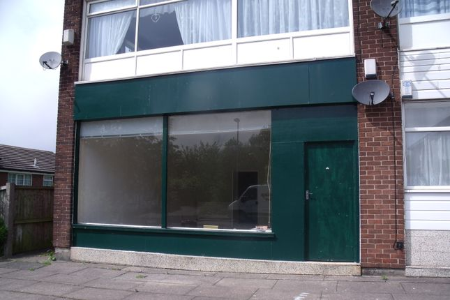 Retail premises to let in Grosvenor Road, Hyde