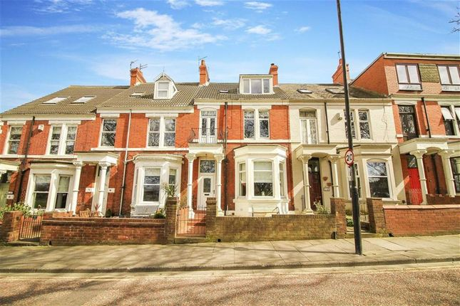 Thumbnail Terraced house to rent in Park Avenue, Whitley Bay