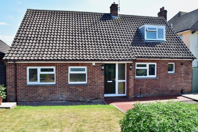 Thumbnail Detached bungalow for sale in Corkscrew Lane, Taunton