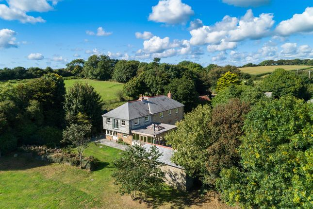 Thumbnail Detached house for sale in Nr Caerhays Beach, The Roseland, Truro