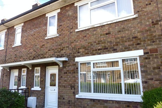 Thumbnail Terraced house to rent in Chapman Grove, Cleethorpes