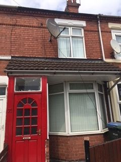 Thumbnail Terraced house for sale in Harnall Lane East, Coventry
