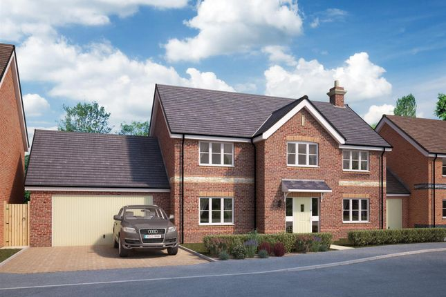 Thumbnail Detached house for sale in Ermin Street, Blunsdon, Swindon