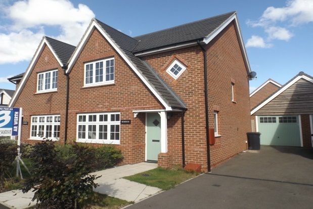 Thumbnail Property to rent in Belle Vue Terrace, Penymynydd Road, Penyffordd, Chester