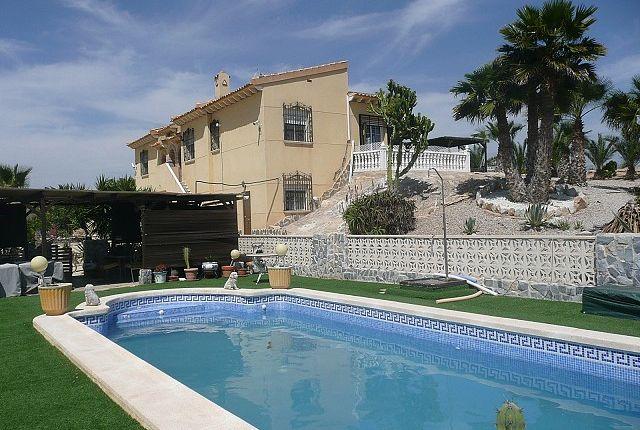 Thumbnail Villa for sale in 30590 Gea Y Truyols, Murcia, Spain