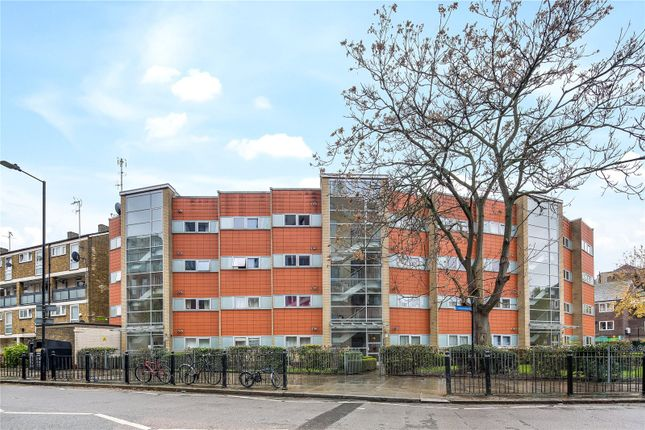 Exterior of Violet Road, Bow, London E3