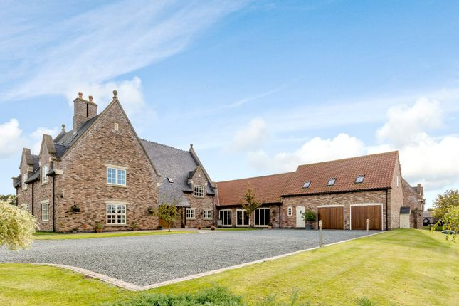 Thumbnail Link-detached house for sale in Moorhouse Farm, Willingham Road, Lea, Gainsborough