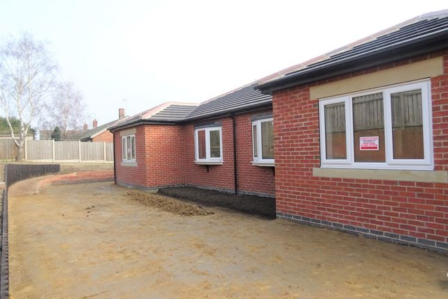 Thumbnail Bungalow to rent in Hillside Mount, Brierley, Barnsley